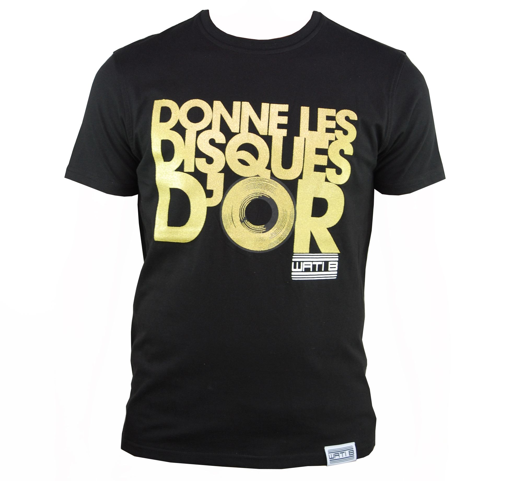 t shirt wati b enfant noir or donne les disques d 39 or by sexion d 39 assaut ebay. Black Bedroom Furniture Sets. Home Design Ideas
